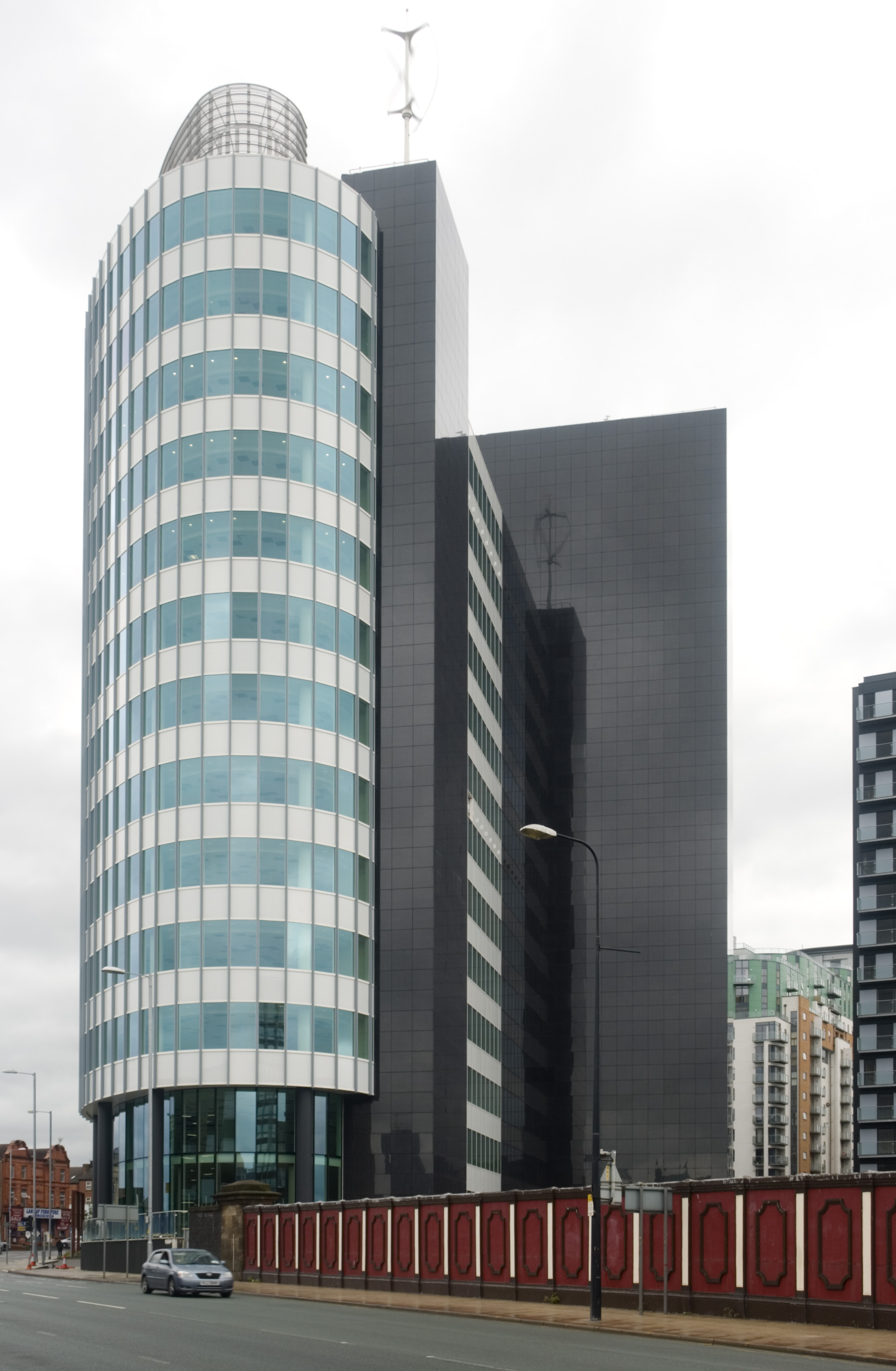 Park Inn Hotel Manchester Keyclad Experts In External